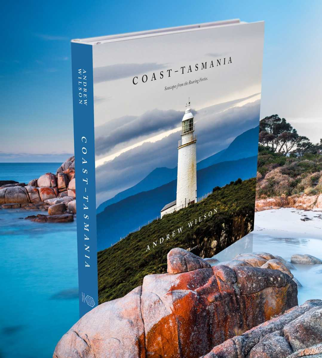 Coast Tasmania | Coffee Table Book