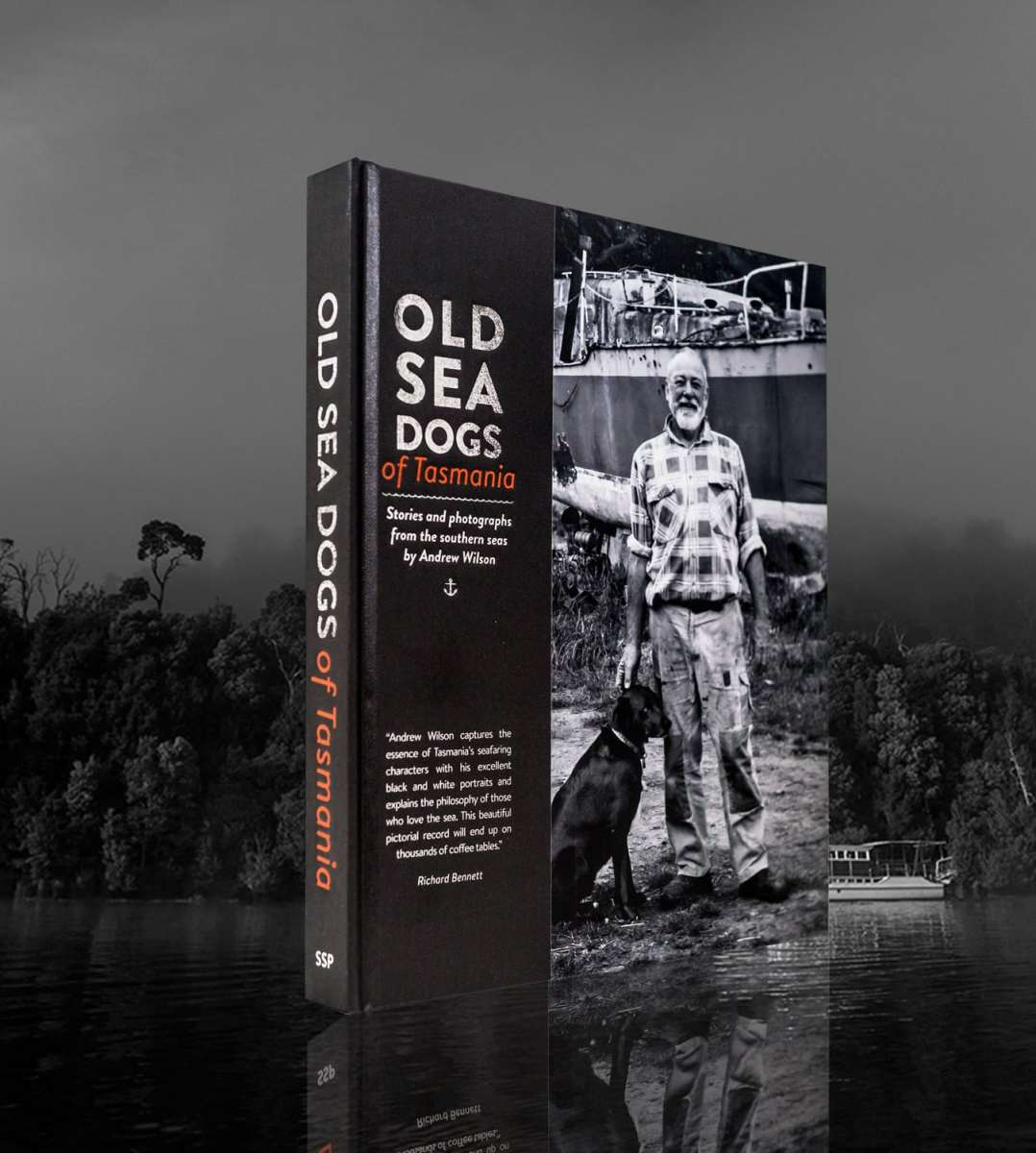 Old Sea Dogs Of Tasmania | Book 1