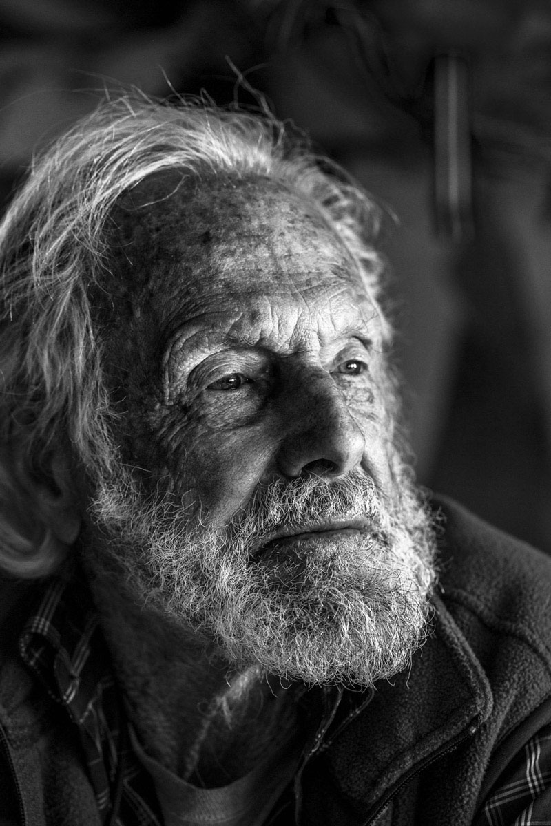 Portrait Photography for Old Sea Dogs of Tasmania