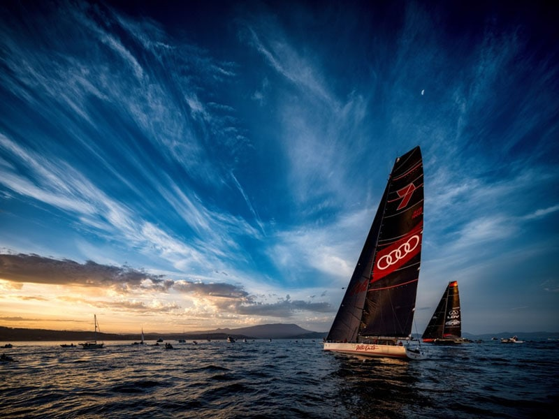 Sports Photography of Wild Oats XI