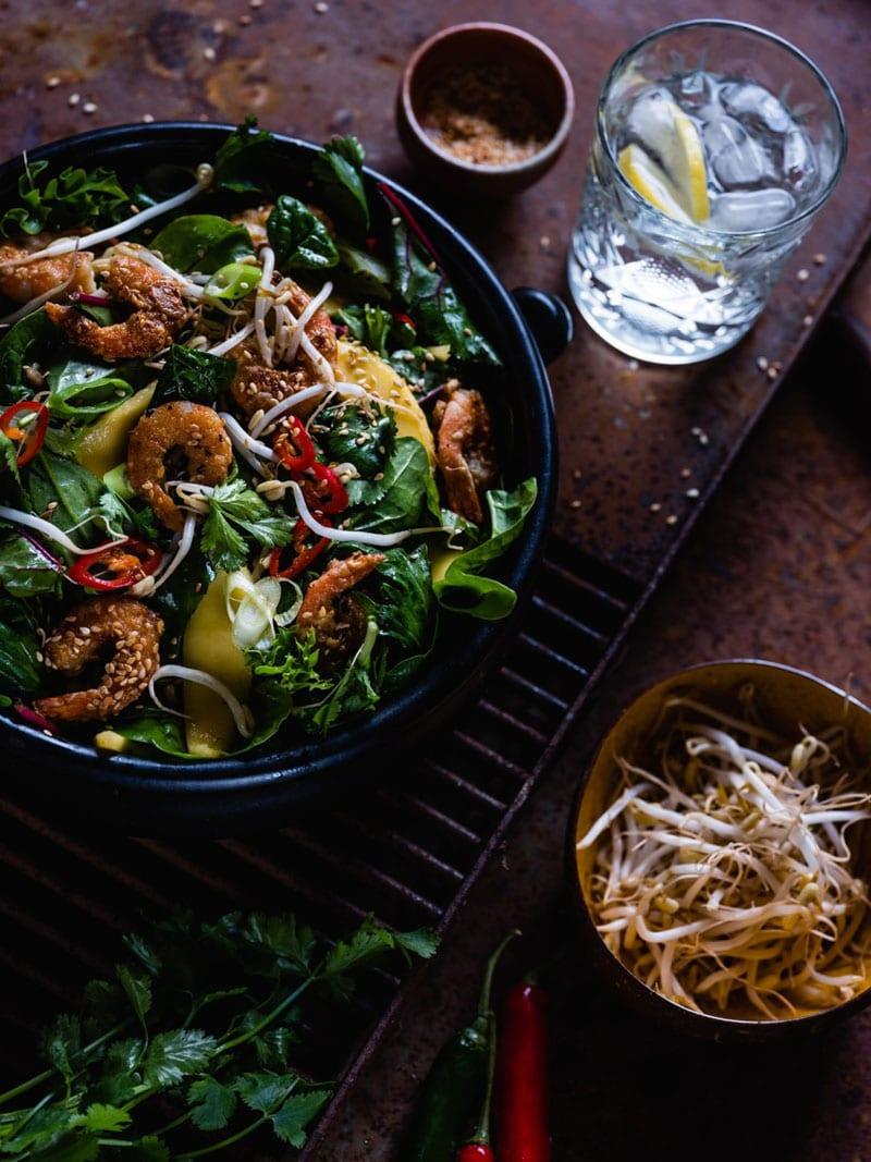 Food Photography for Houston's Farm