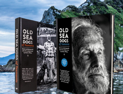 Tasmanian Books of our island's people and it's places