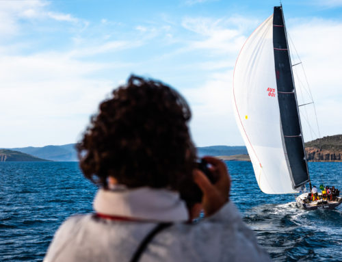 Sydney to Hobart Workshop/Cruise 2018