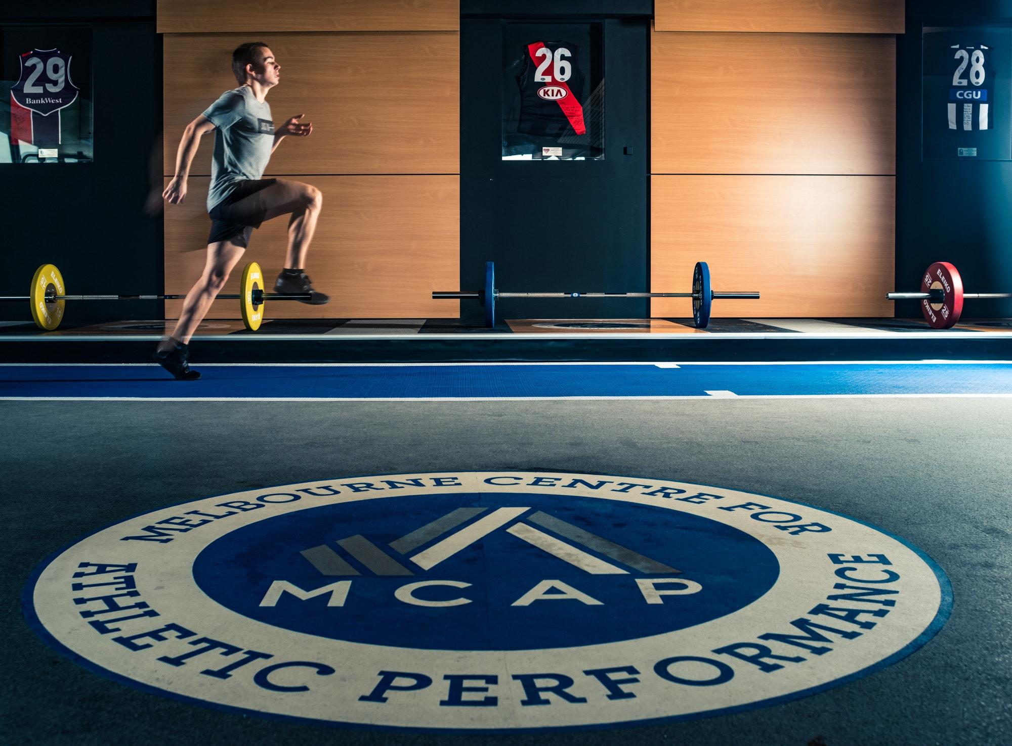 Sports Photography Melbourne Centre Athletic Performance technique
