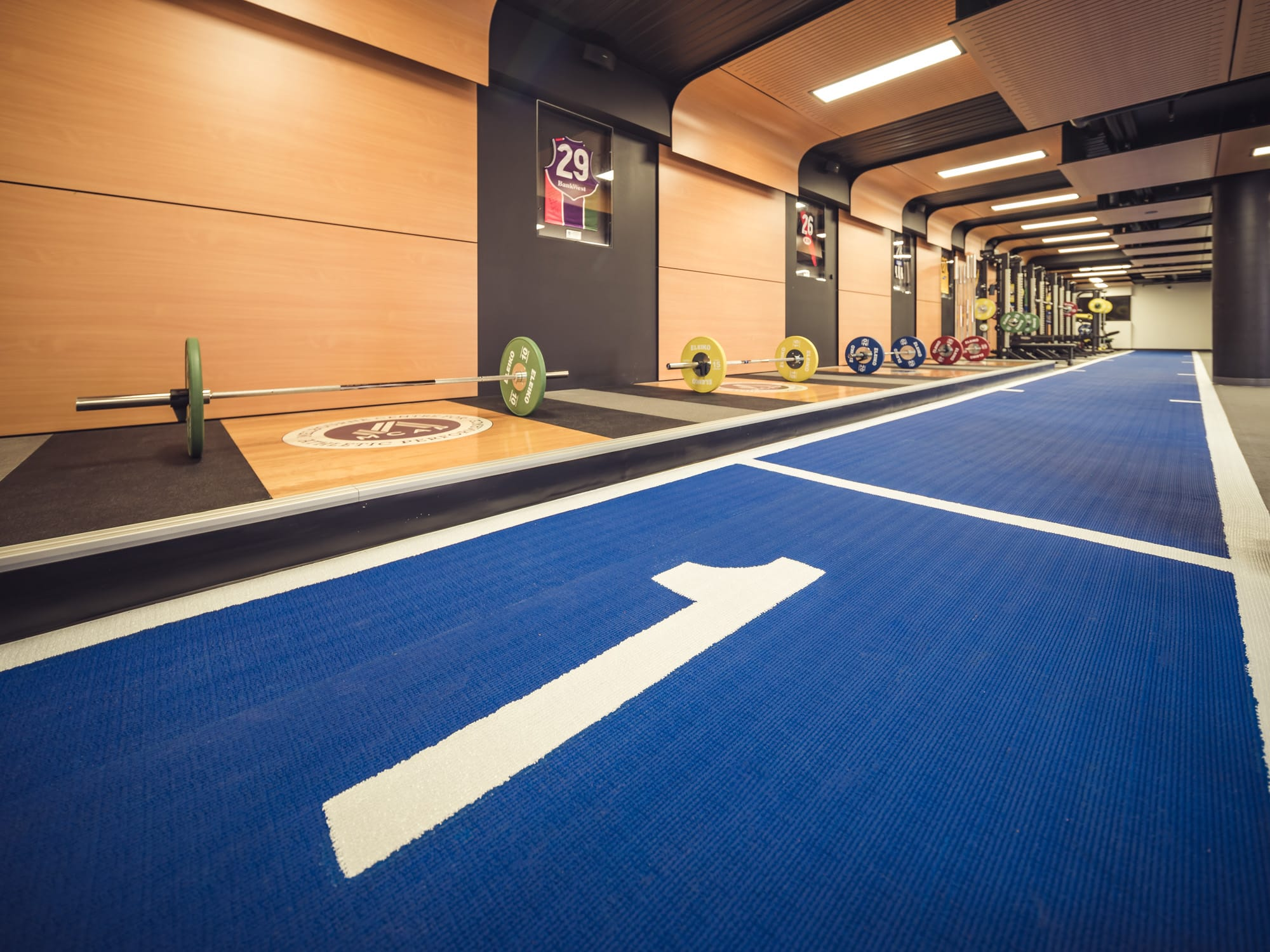 Sports Photography Melbourne Centre Athletic Performance track