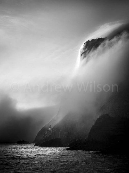 Tasman Island Under The Mist #1