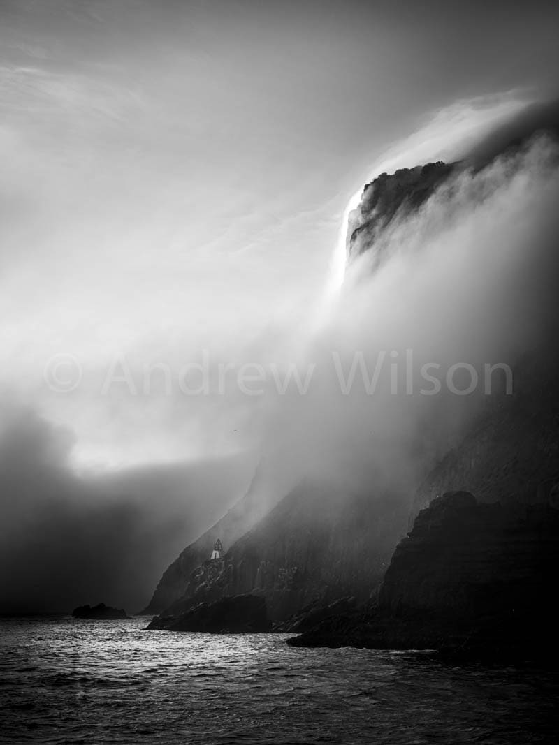 Tasman Island Under The Mist #1