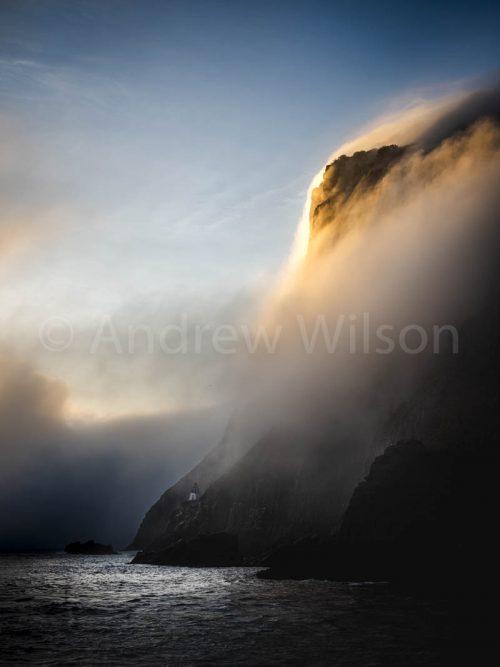 Tasman Island Under The Mist #2